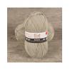 Pelote de laine pour chaussette laine Balade fils et laines Cheval Blanc : Couleur:Gris
