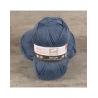 Pelote de laine pour chaussette laine Balade fils et laines Cheval Blanc : Couleur:Bleu