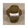 Pelote de laine pour chaussette laine Balade fils et laines Cheval Blanc : Couleur:Militaire