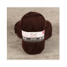 Pelote de laine pour chaussette laine Balade fils et laines Cheval Blanc : Couleur:Marron