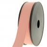 Sangle simili cuir 30 mm pour sacs ou accessoire à partir de 50 cm : Couleur:Rose