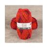 Pelote de laine bayardere laine Baya fils et laines Cheval Blanc : Couleur:Coquelicot