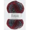 Pelote de laine bayardere laine Baya fils et laines Cheval Blanc : Couleur:Ruban