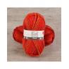 Pelote de laine bayardere laine Baya fils et laines Cheval Blanc : Couleur:Rouge