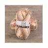 Pelote de laine bayardere laine Baya fils et laines Cheval Blanc : Couleur:Beige