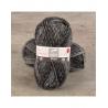 Pelote de laine bayardere laine Baya fils et laines Cheval Blanc : Couleur:Acier