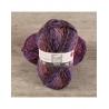 Pelote de laine bayardere laine Baya fils et laines Cheval Blanc : Couleur:Pourpre