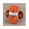 Pelote de laine bayardere laine Baya fils et laines Cheval Blanc : Couleur:Orange