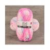 Pelote de laine bayardere laine Baya fils et laines Cheval Blanc : Couleur:Rose