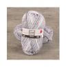 Pelote de laine bayardere laine Baya fils et laines Cheval Blanc : Couleur:Gris
