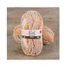 Pelote de laine bayardere laine Baya fils et laines Cheval Blanc : Couleur:Bleu