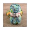 Pelote de laine bayardere laine Baya fils et laines Cheval Blanc : Couleur:Sarcelle