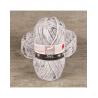 Pelote de laine BAYA TWEED & SILVER laine et fil Cheval Blanc : Couleur:Gris perle