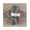 Pelote de laine BAYA TWEED & SILVER laine et fil Cheval Blanc : Couleur:Acier