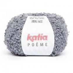Laine bouclette à tricoter...