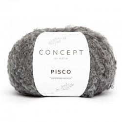 Laine à tricoter Pisco fils...