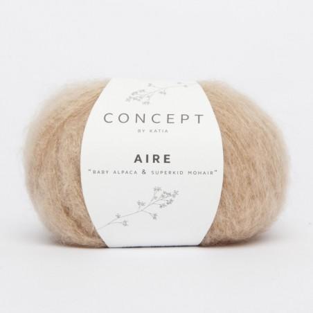 Laine à tricoter laine Aire fils et laines katia